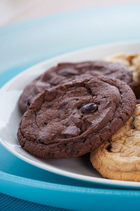 Double Chocolate Chip Cookie (4pcs)