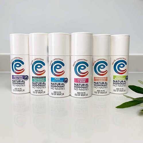 Earth Conscious Deodorant (each)