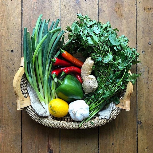 Spice Up Your Life - mixed fresh ingredients box! *27.05.20 update no coriander