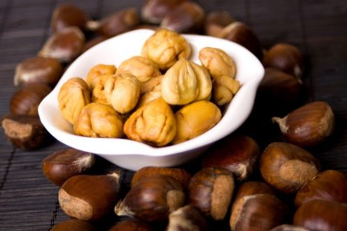 Frozen Chestnuts per 300g - COLLECTION ONLY