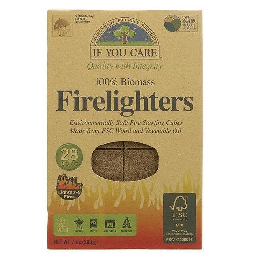 100% Biomass Firelighters (28pcs)
