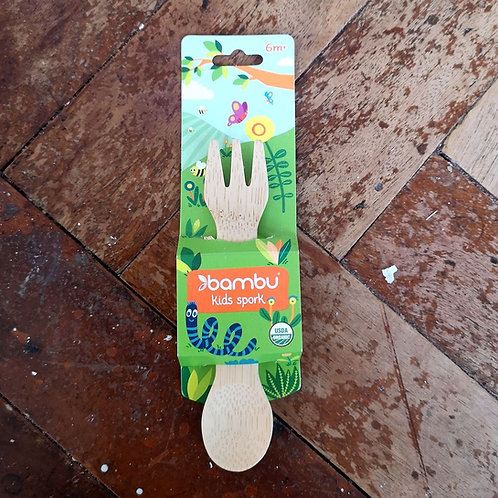 Bambu Kids Spork - 6 month ±