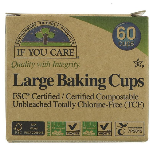 Large Baking Cups (60pcs)