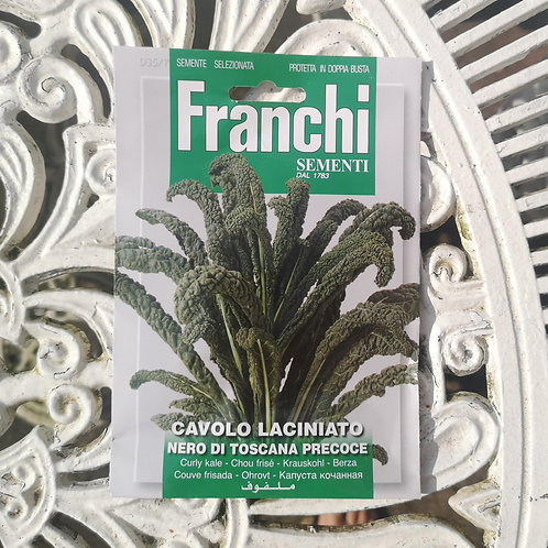 Kale from Franchi Seeds (1 pack allowance)