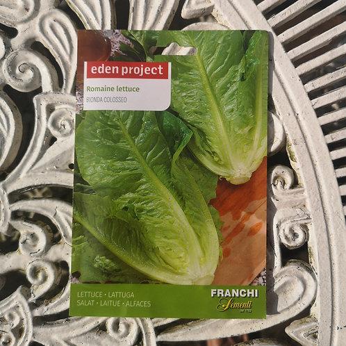 Romaine Lettuce from Franchi Seeds (1 pack allowance)
