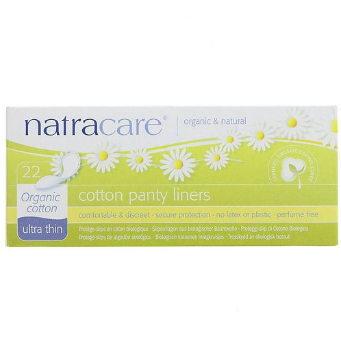 Natracare Pantyliners (box of 22)