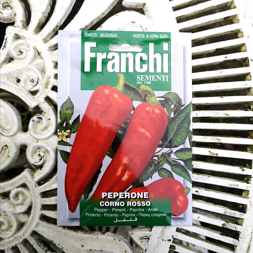 Peppers from Franchi Seeds