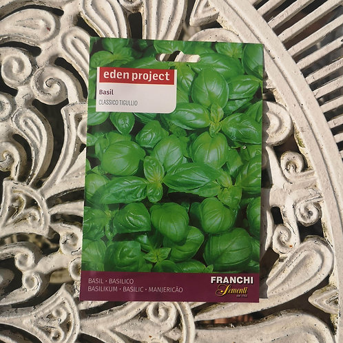 Basil from Franchi Seeds (1 pack allowance)