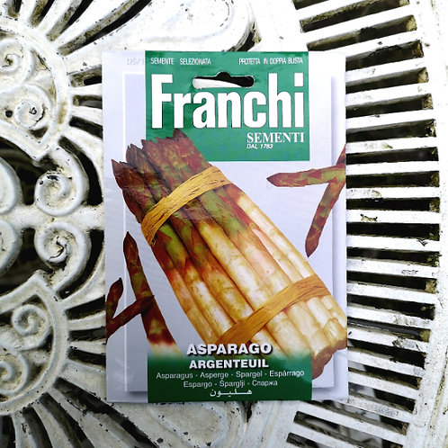 Asparagus from Franchi Seeds