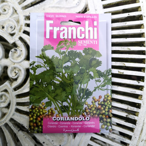 Coriander from Franchi Seeds