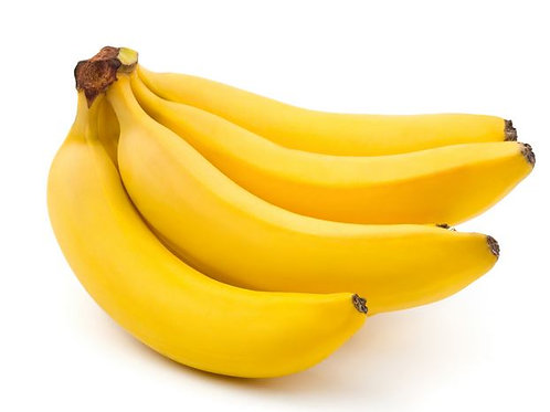 Bananas (4pcs) approx £1.44
