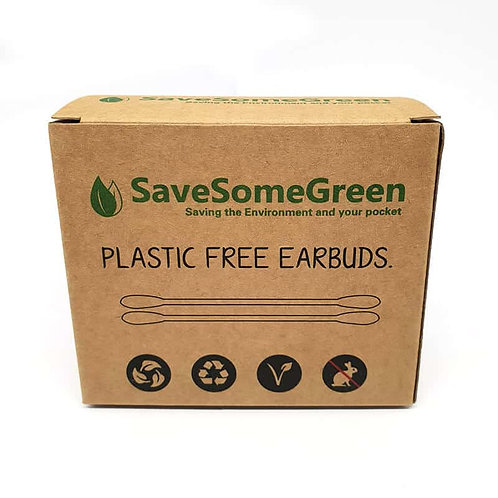 Bamboo Earbuds (200pcs)