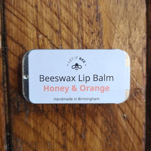 Honey & Orange Lipbalm - Made in Bournville