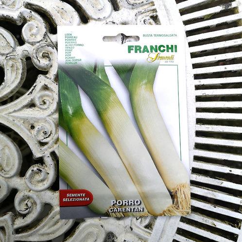 Leek from Franchi Seeds