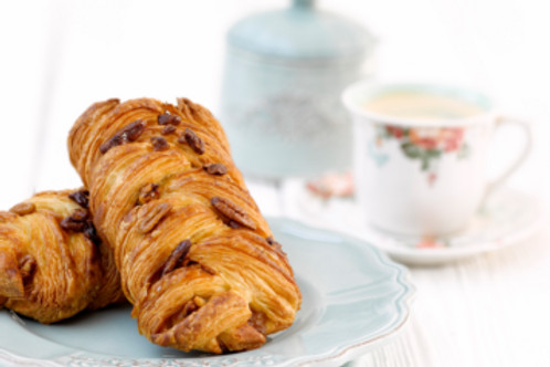Maple Pecan Danish (2pcs) COLLECTION ONLY