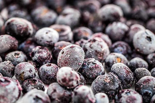 Frozen Blueberries per 500g COLLECTION ONLY