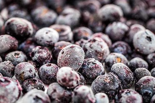 Frozen Blueberries per 500g