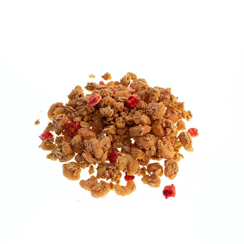 Strawberry Crisp Cereal (per 500g) DELIVERY ONLY