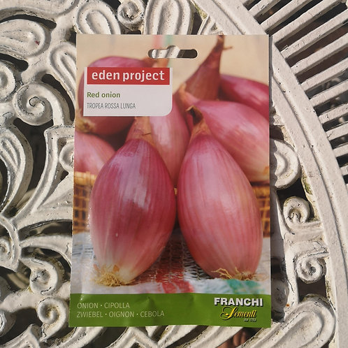 Red Onion from Franchi Seeds (1 pack allowance)