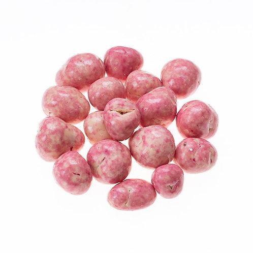 White Chocolate Covered Strawberries (per 100g)