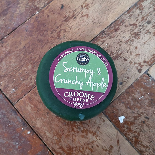 Scrumpy & Crunchy Apple Croome Cheese (200g)