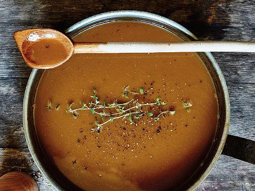 Organic vegan gravy powder per 50g