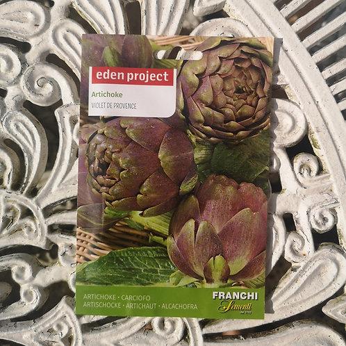 Artichoke from Franchi Seeds (1 pack allowance)