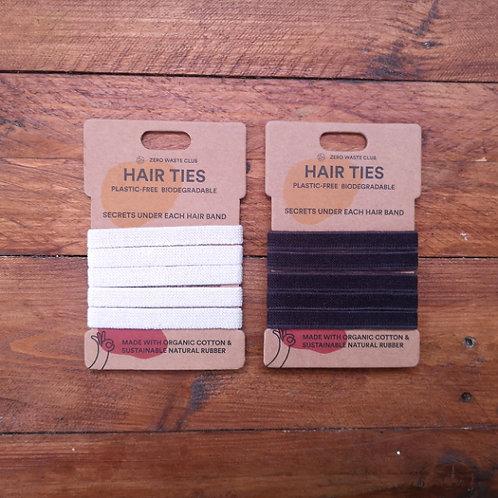 Hair Ties - Zero Waste Club