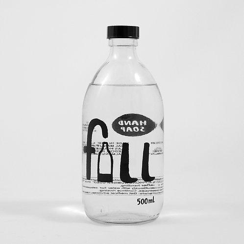 REFILL Fill Fig Leaf hand soap (500ml) bring back your bottle