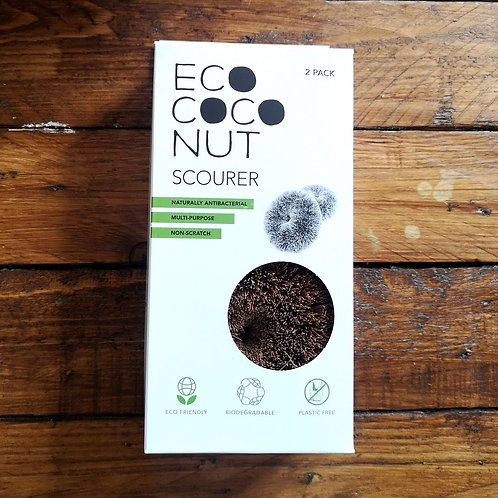 Eco Nut Scourer - Twin pack