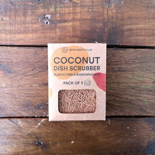 ZWC Coconut Dish Scrubber