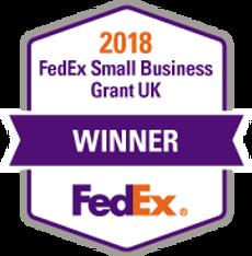 Winner - FedEx Small Business Grant 2018