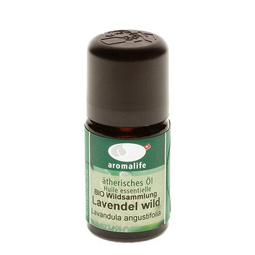 Lavendel Bio Wildsammlung ätherisches Öl 5ml