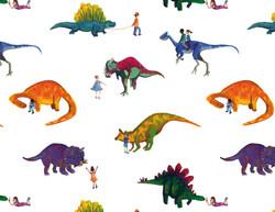 Paseando dinosaurios