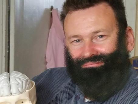 Урок как быстро создать кисть для рисования волос и бороды