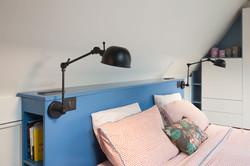 PORT SUD | détail tête de lit