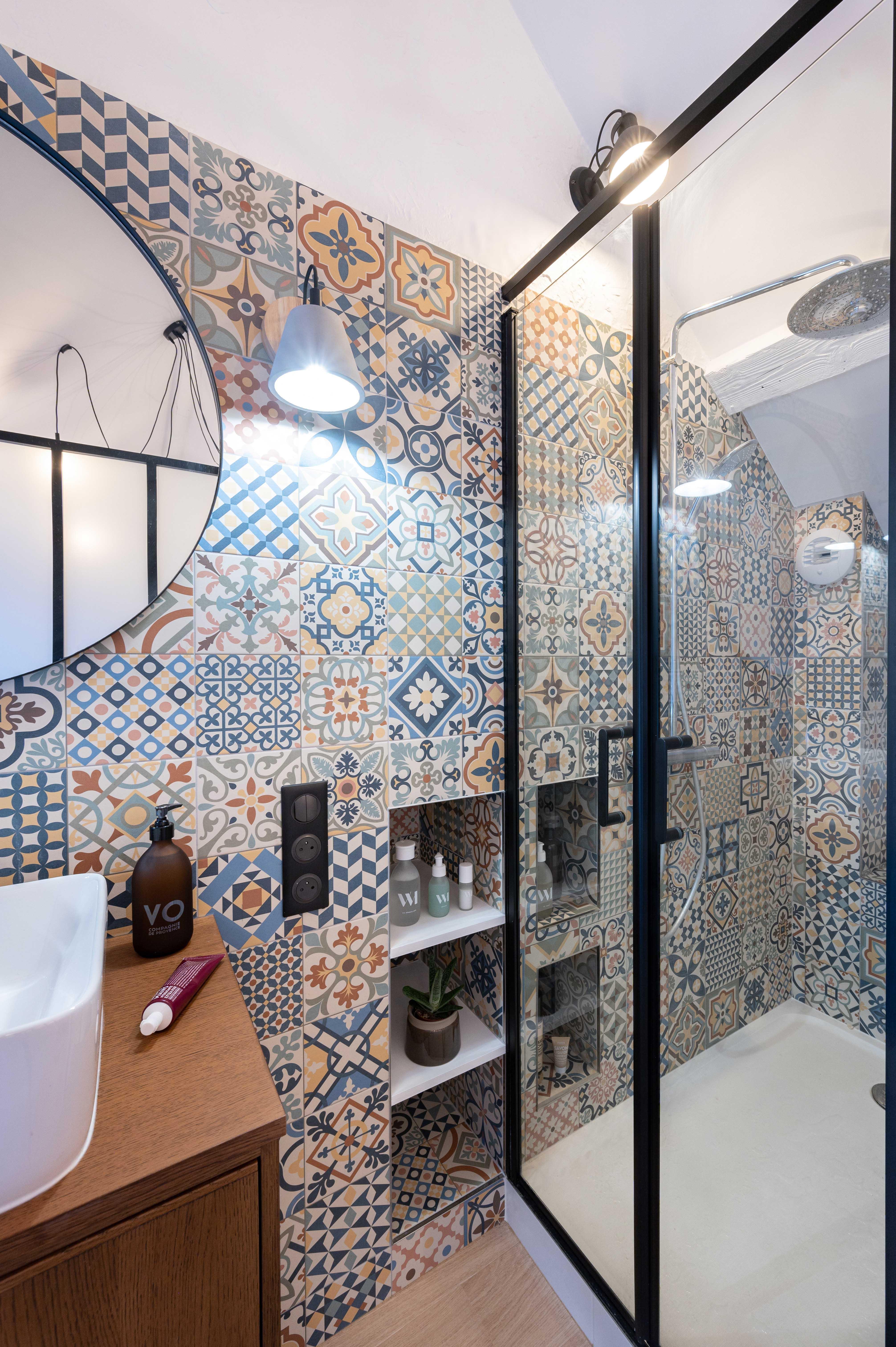 GLADYS-salle d'eau