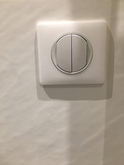 Pose des équipements électriques