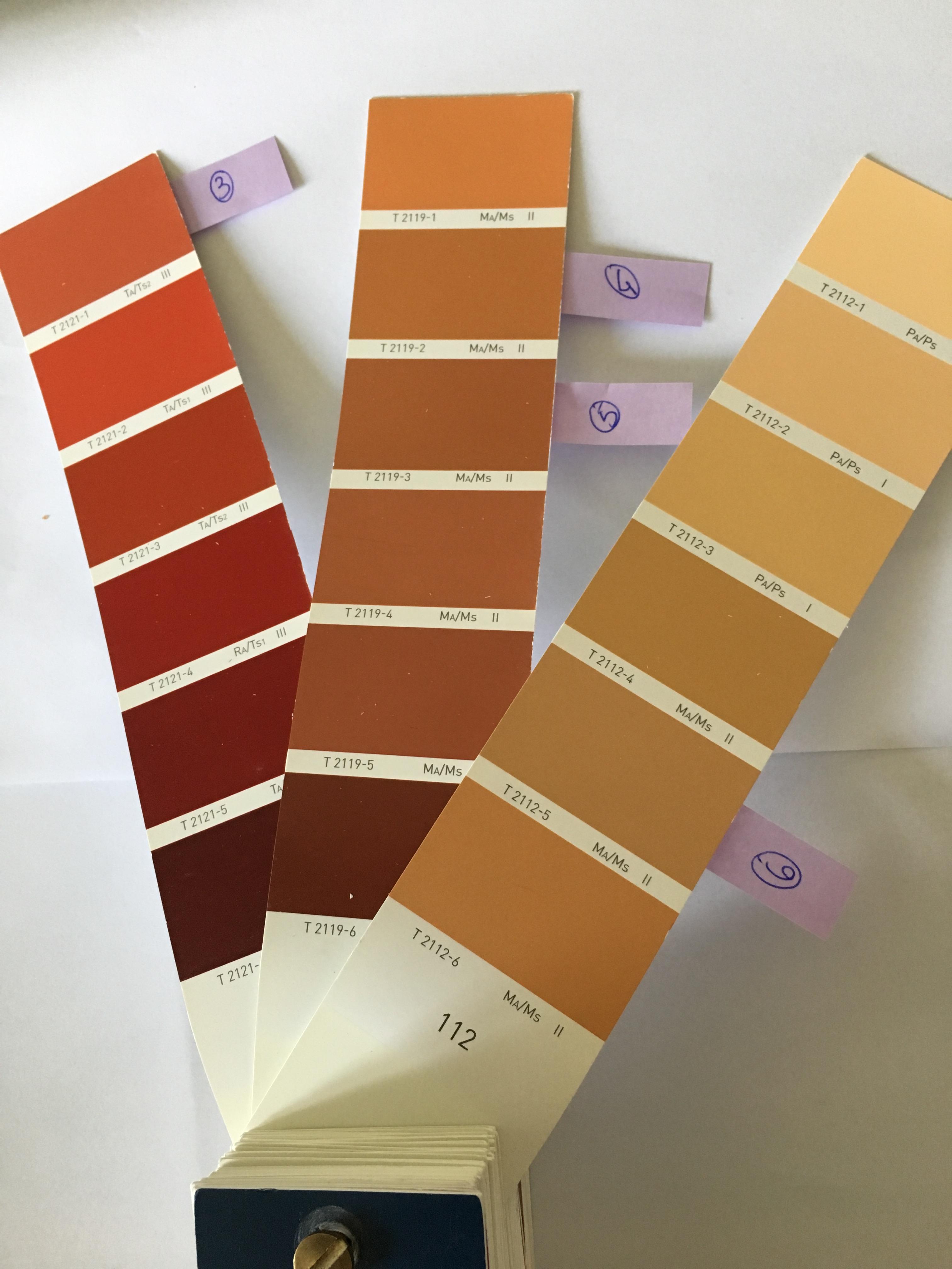Test couleur