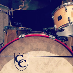 Drum tracking with a hybrid kit _ccdrumco _gretschdrums _dwdrums