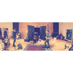 #recording with Lights Divide