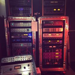Racks on racks on racks with _natescottpro #mixing