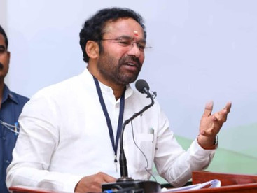 G KISHAN REDDY CRITICIZED CONGRESS OVER HUMAN RIGHTS VIOLATION ISSUE