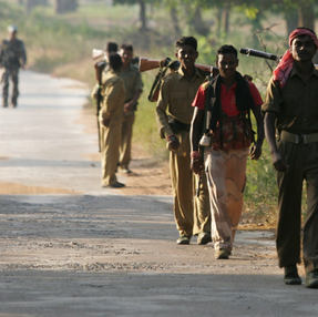 THE LOVE TRIANGLE: Tribals, Naxals, and Deforestation