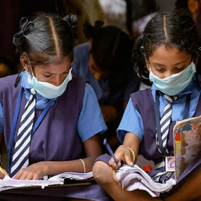 COVID-19 IMPACTS ON CHILD EDUCATION IN INDIA