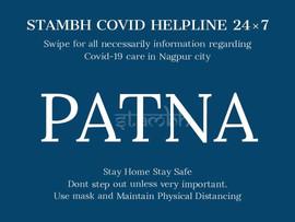 Patna Covid-19 care