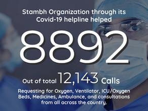 Covid Helpline Update