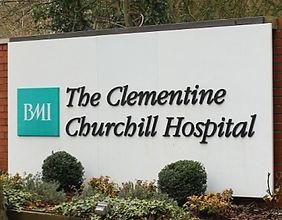 Clementine Churchill Hospital