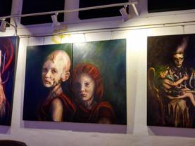 Jupiter Studios Exhibit — Alliance, Ohio