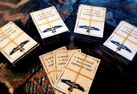 Bound decks of cards